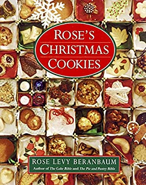 Rose's Christmas Cookies 9780688101367