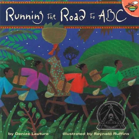 Running the Road to ABC 9780689831652
