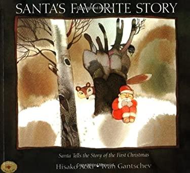 Santa's Favorite Story 9780689817236