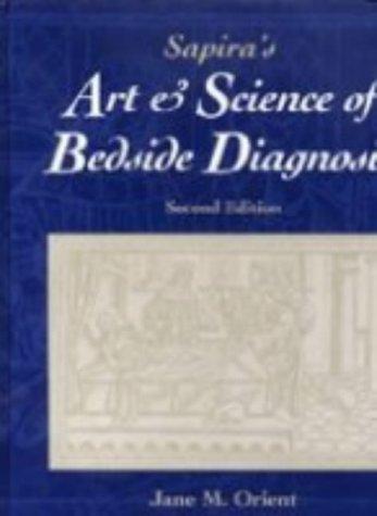 Sapira's Art & Science of Bedside Diagnosis 9780683307146
