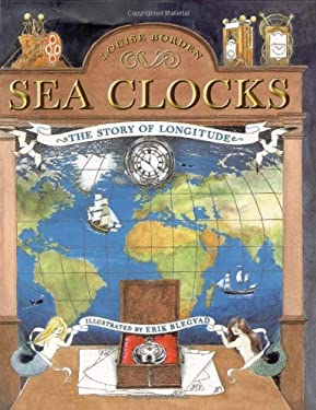 Sea Clocks: The Story of Longitude 9780689842160