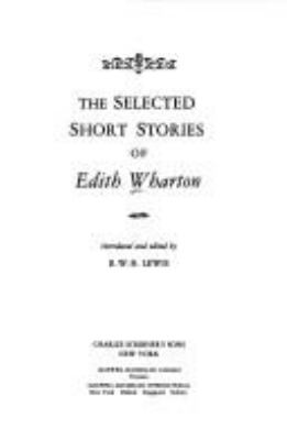 Selected Short Stories of Edith Wharton