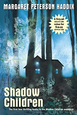 Shadow Children (Boxed Set): Among the Hidden; Among the Impostors; Among the Betrayed; Among the Barons 9780689033674