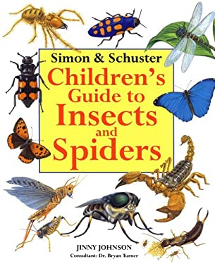 Simon & Schuster Children's Guide to Insects and Spiders 9780689811630
