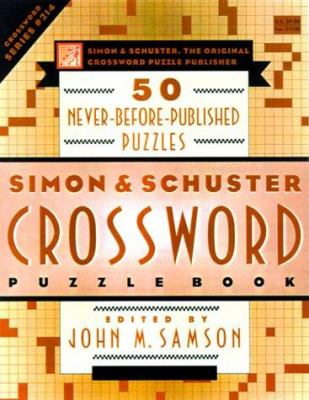 Simon & Schuster Crossword Puzzle Book #214 9780684869278