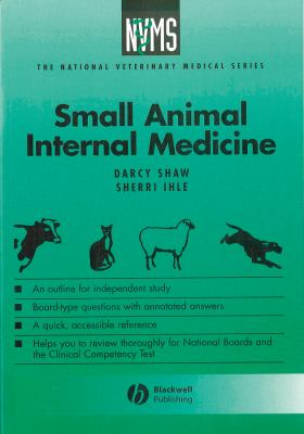 Small Animal Internal Medicine 9780683076707