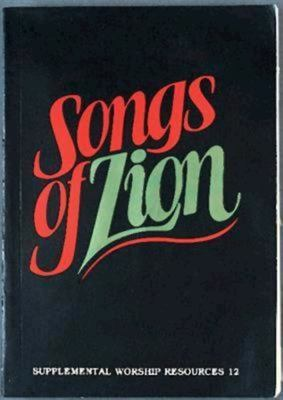 Songs of Zion 9780687391202