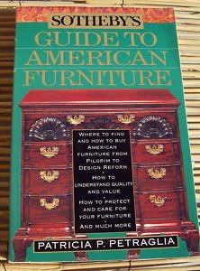 Sotheby's Guide to American Furniture 9780684806815