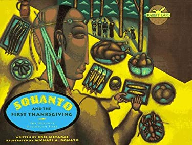 Squanto and the First Thanksgiving 9780689802348