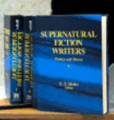 Supernatural Fiction Writers 9780684178080