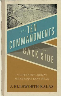 Ten Commandments from the Back Side 9780687005246