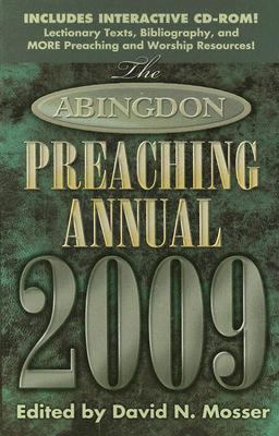 The Abingdon Preaching Annual [With CDROM] 9780687651955