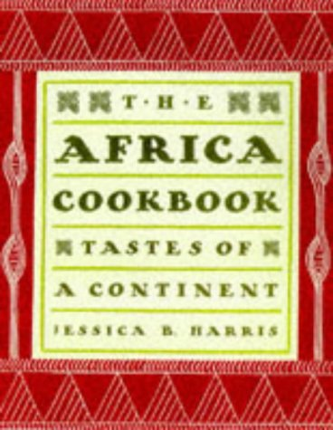 The Africa Cookbook 9780684802756
