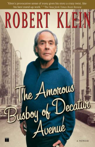 The Amorous Busboy of Decatur Avenue: A Child of the Fifties Looks Back 9780684854892