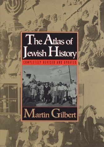 The Atlas of Jewish History 9780688122645