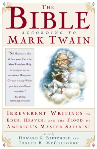 The Bible According to Mark Twain 9780684824390