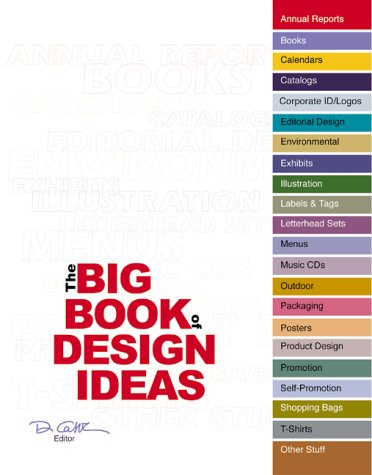 The Big Book of Design Ideas 9780688179861