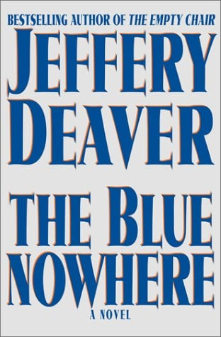 The Blue Nowhere 9780684871271