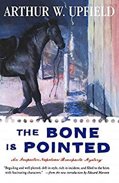 Bone Is Pointed: An Inspector Napolean Bonaparte Mystery 9780684850573