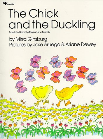 The Chick and the Duckling 9780689712265