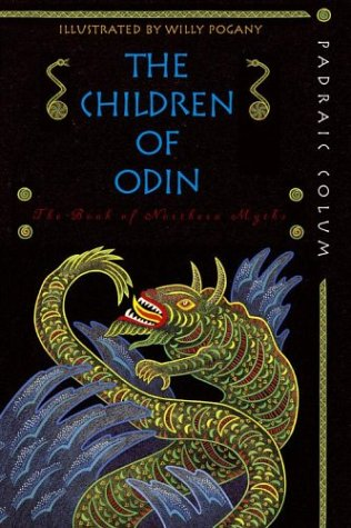 The Children of Odin: The Book of Northern Myths 9780689868856