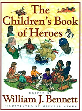 The Children's Book of Heroes 9780684834450