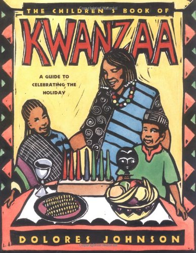 The Children's Book of Kwanzaa: A Guide to Celebrating the Holiday 9780689815560