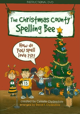 The Christmas County Spelling Bee: How Do You Spell Love?: Instructional DVD