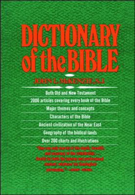 The Dictionary of the Bible 9780684819136