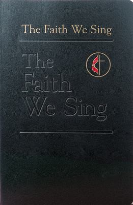 The Faith We Sing Pew Edition with Cross and Flame