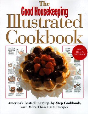 The Good Housekeeping Illustrated Cookbook 9780688170219