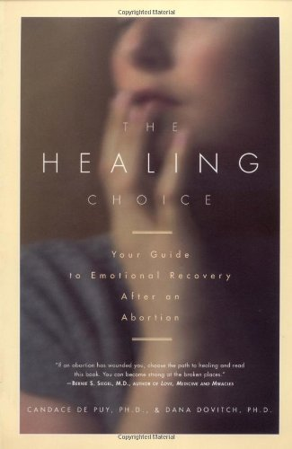 The Healing Choice: Your Guide to Emotional Recovery After an Abortion 9780684831961