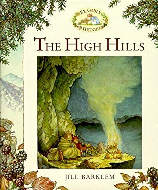 The High Hills 9780689830914