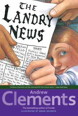The Landry News 9780689828683