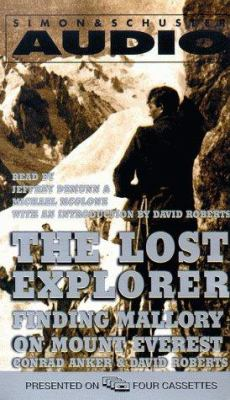 The Lost Explorer: Finding Mallory on Mount Everest 9780684872490