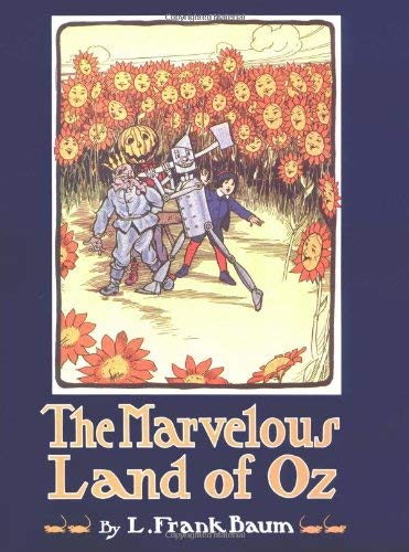 The Marvelous Land of Oz 9780688054397