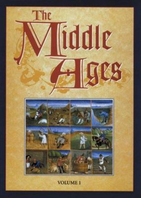 The Middle Ages: An Encyclopedia for Students 9780684197739