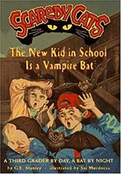 The New Kid in School Is a Vampire Bat