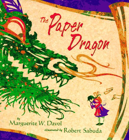 The Paper Dragon 9780689319921