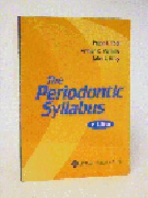 The Periodontic Syllabus 9780683306682
