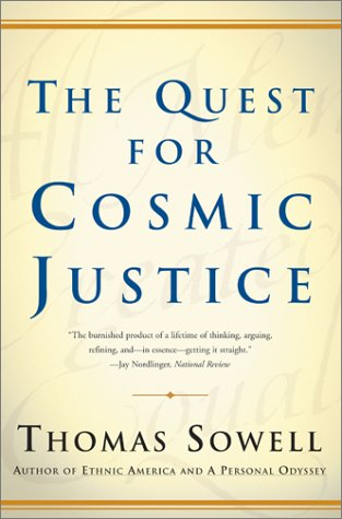 The Quest for Cosmic Justice 9780684864631