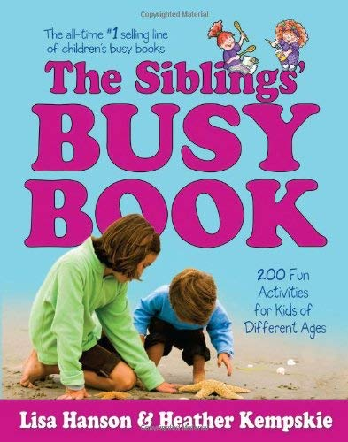 The Siblings' Busy Book 9780684057859
