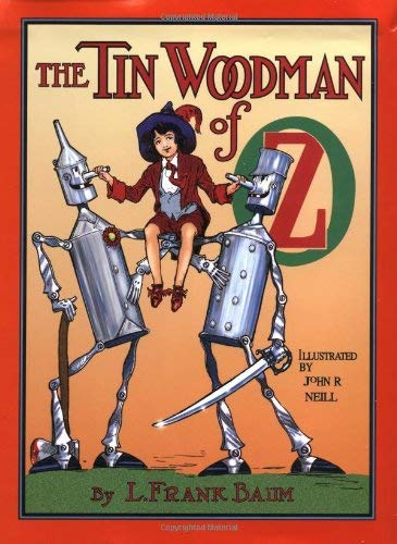 The Tin Woodman of Oz 9780688149765