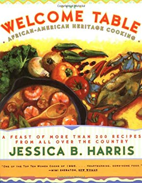 The Weclome Table: African-American Heritage Cooking 9780684818375