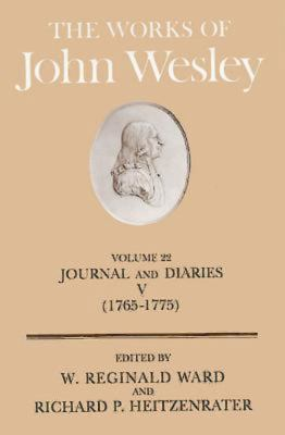 The Works of John Wesley Volume 22 9780687462261
