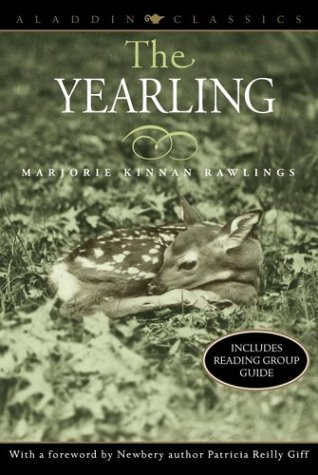 The Yearling 9780689846236