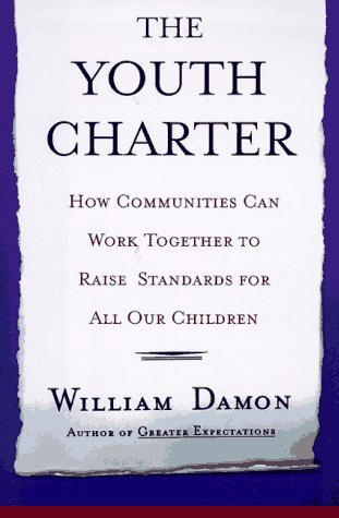 The Youth Charter: How Communities Can Work Together to Raise Standards for All Our Children 9780684829951