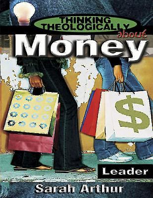 Thinking Theologically about Money Leader 9780687000920