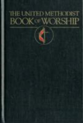 United Methodist Book of Worship 9780687035724