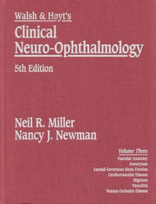 Walsh & Hoyt's Clinical Neuro-Ophthalmology 9780683302325